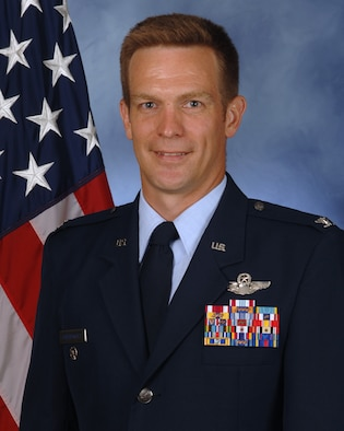 COLONEL SCOTT M. WIEDERHOLT