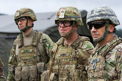 Japan and Indiana National Guard forge alliance in exercise