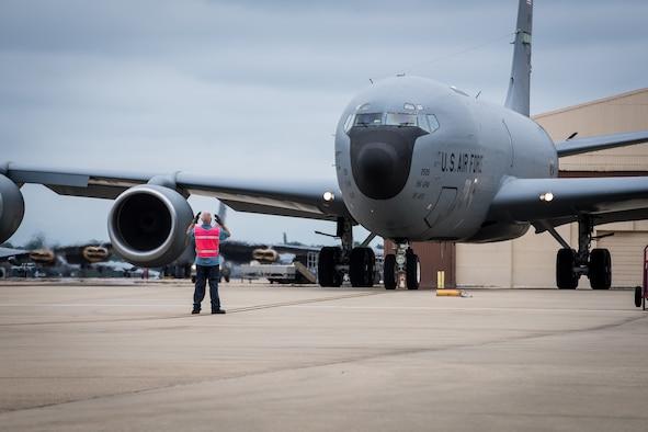 916th ARW tankers evacuate ahead of Hurricane Florence