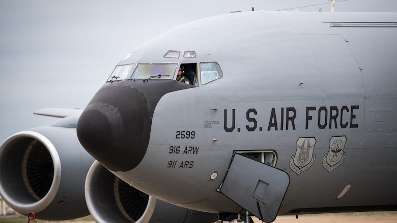 916th ARW tankers evacuate ahead of Hurricane Florence