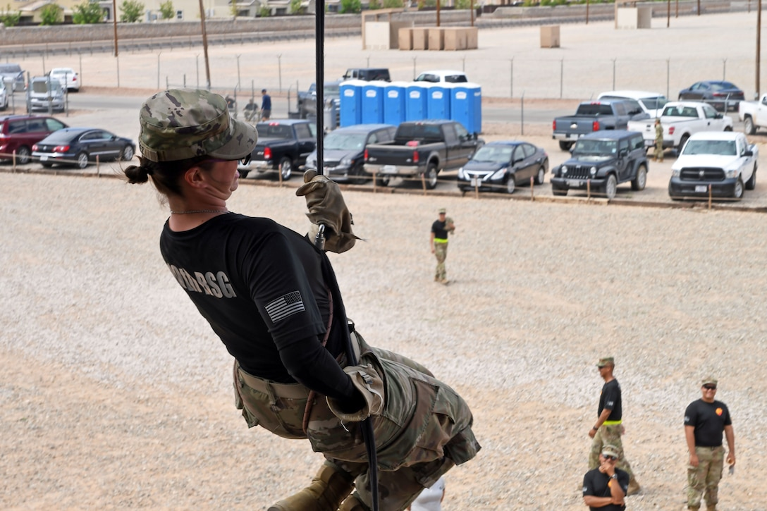 Community Outreach Day: Uniting Army Reserve Soldiers and El Paso