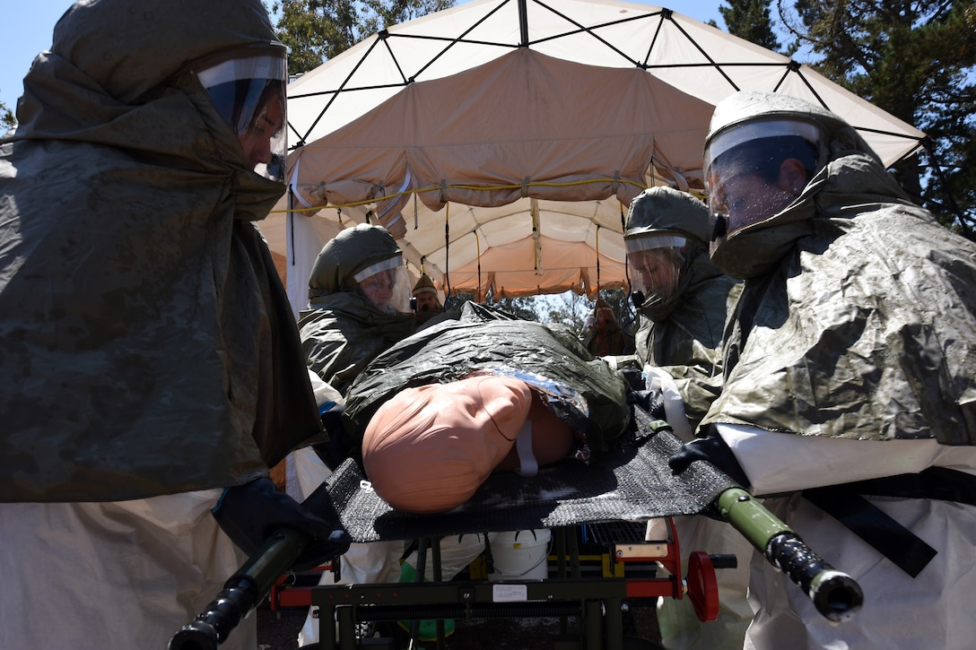 30th Medical Group Readiness Training