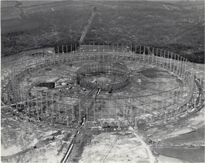 By the mid-1960s, U.S. Air Force Security Service had installed AN/FLR-9 antennas, or 'elephant cages,' in strategic locations around the globe. By the end of the decade, seven antennas were in operation.