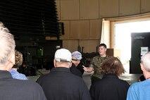 MCTSSA personnel welcomes Vietnam veterans, share legacy