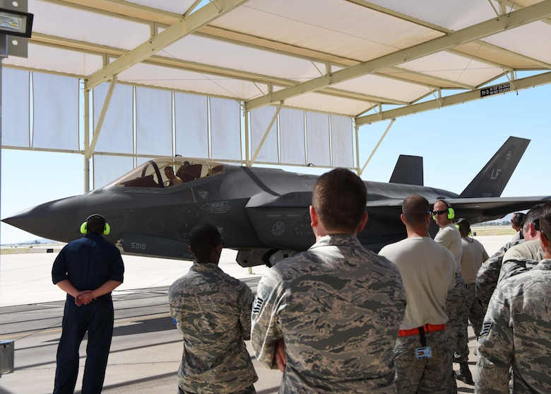 The 414th Fighter Group, a geographically separated unit of the 944th Fighter Wing, flew in two F-15 Eagles and three KC-135 tankers filled with Airmen eager for some off-station annual tour training with their 944th counterparts.