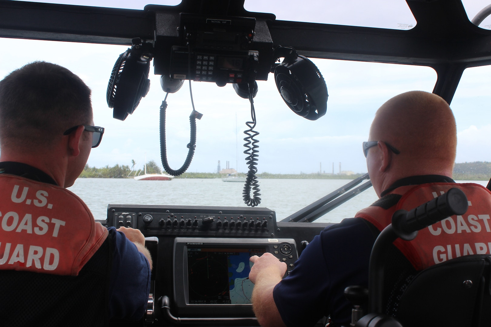 Coast Guard sets Port Heavy Weather Condition Whiskey for the Ports of Guam and Saipan