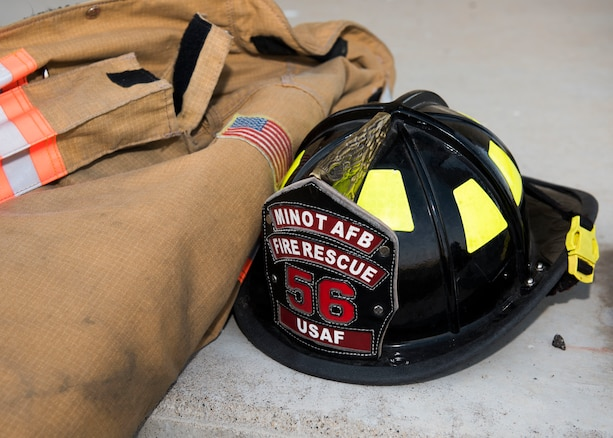 5 CES firefighters host 9/11 memorial climb