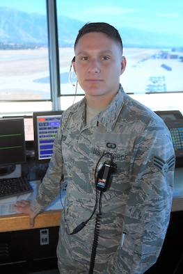 Senior Airman Collin Fox, 75 Operations Support Squadron, was awarded the Top 3 Superior Performer award. Each month the Top 3 recognizes one Airman from Team Hill who has demonstrated outstanding performance. (U.S. Air Force photo by Todd Cromar)