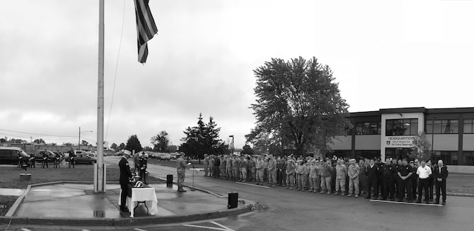 Niagara conducts 9/11 remembrance ceremony