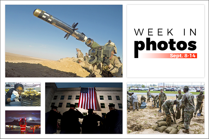 Week in Photos: Sept. 8-14