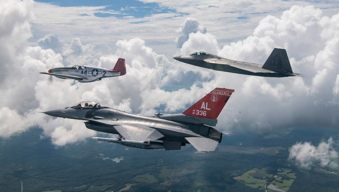 Red Tails Legacy Flight
