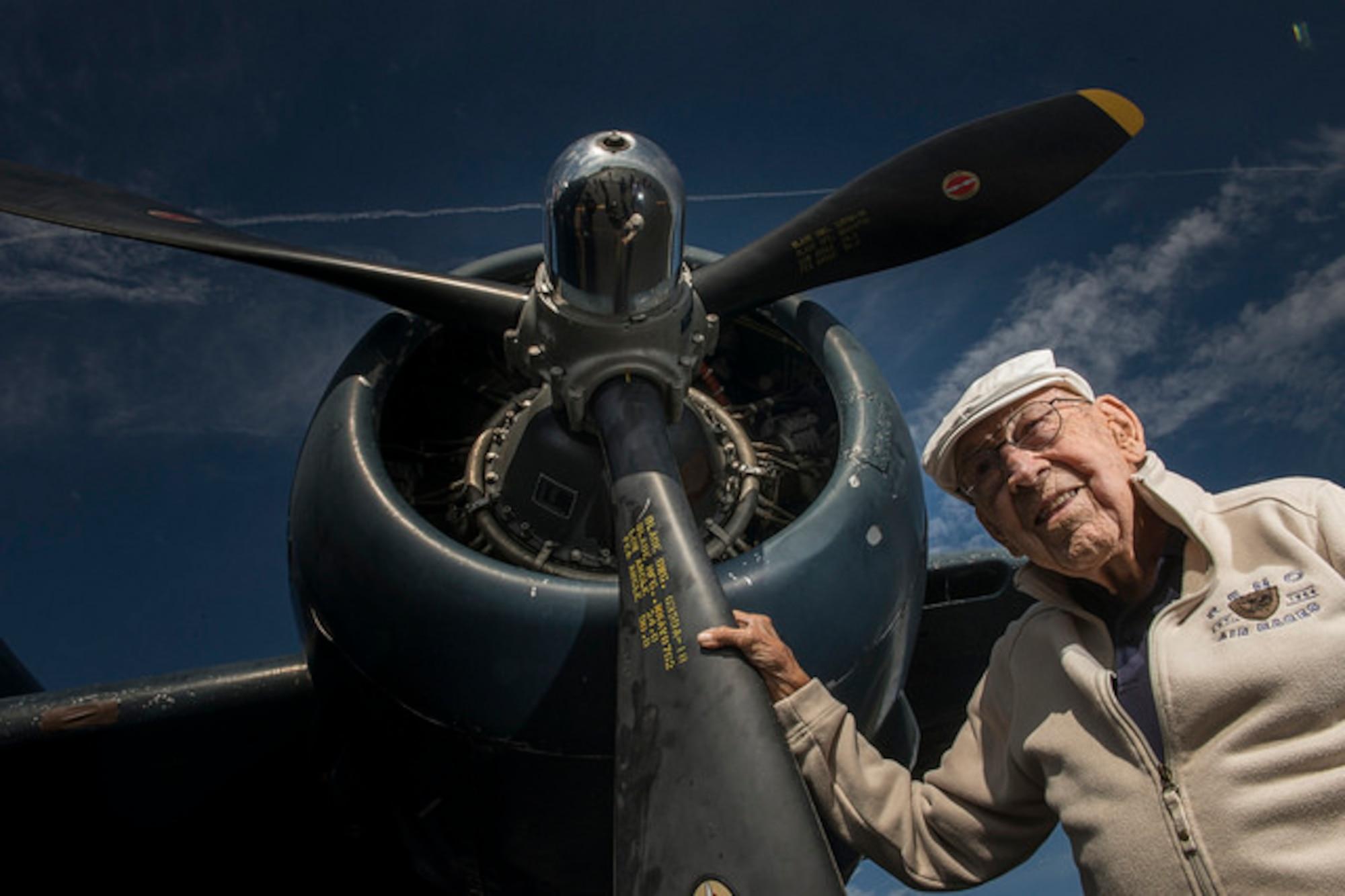 U.S. Air Force Retired Lt. Col. Richard E. Cole