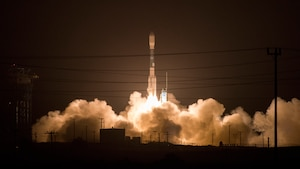 A United Launch Alliance (ULA) Delta II rocket carrying NASA's Ice, Cloud and land Elevation Satellite-2 (ICESat-2) spacecraft lifted off from Space Launch Complex-2 on Sept. 15 at 6:02 a.m. PDT. This marks the final mission of the Delta II rocket, which first launched on Feb. 14, 1989, and launched 155 times including ICESat-2. (U.S. Air Force photo by Senior Airman Clayton Wear/Released)