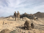 ITX 2-18 Tank Battalion Support