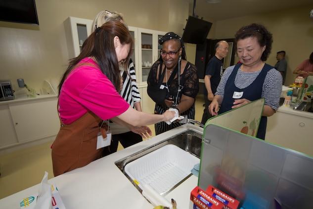 Japanese, Americans get taste of Jambalaya