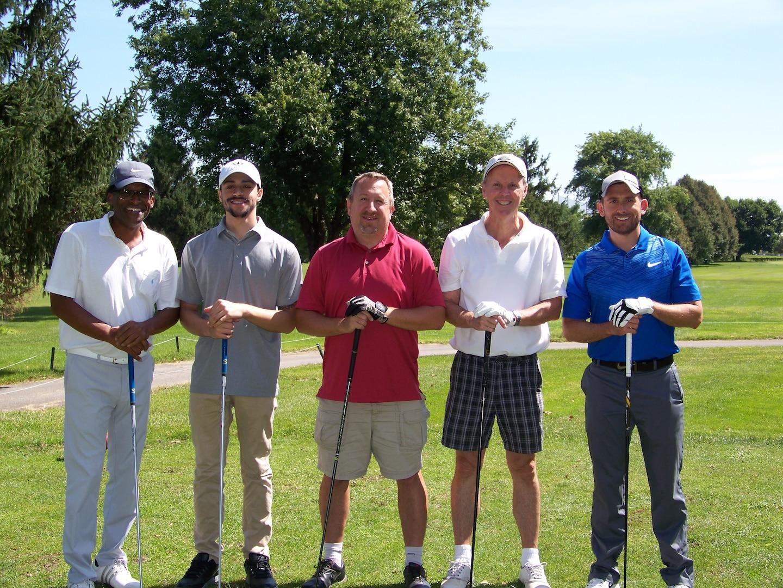 Leadership Development Council (LDC) Group Photo of Winners