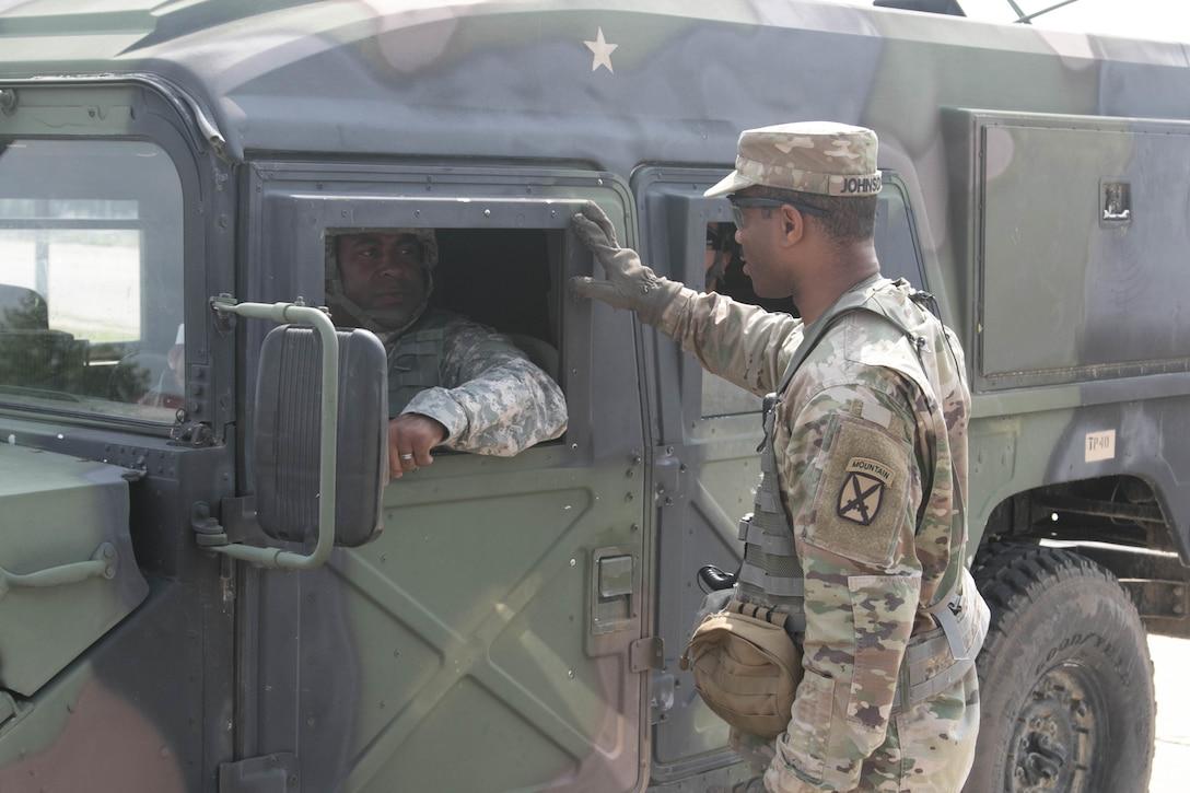Total Force Partners arrive at Fort McCoy