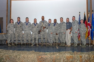 3rd Place Combat Endurance Team Award - Air Mobility Command
