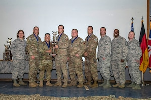 2nd Place Combat Endurance Team Award - Air Combat Command