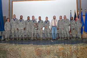 2nd Place Dismounted Operations Challenge Team Award - Pacific Air Forces Command