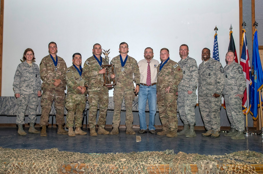 2nd Place Weapons Challenge Team Award - Air Combat Command