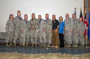 3rd Place Overall Team Award - Air Force Materiel Command