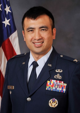 Col. John Tran, AEDC Test Systems Sustainment Chief (U.S. Air Force photo by Rick Goodfriend)