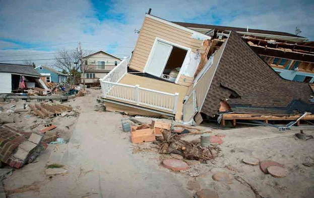 """The U.S. Army Criminal Investigation Command is alerting service members to be on the lookout for """"disaster fraud"""" charitable schemes and repair scams."""