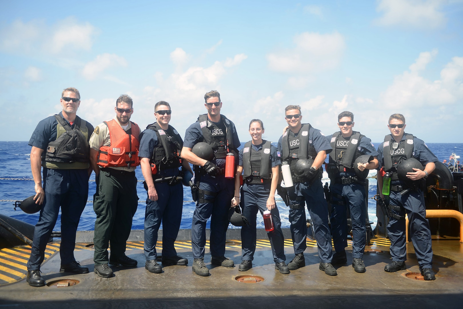 Operation Island Chief: Strengthening Pacific Partnerships