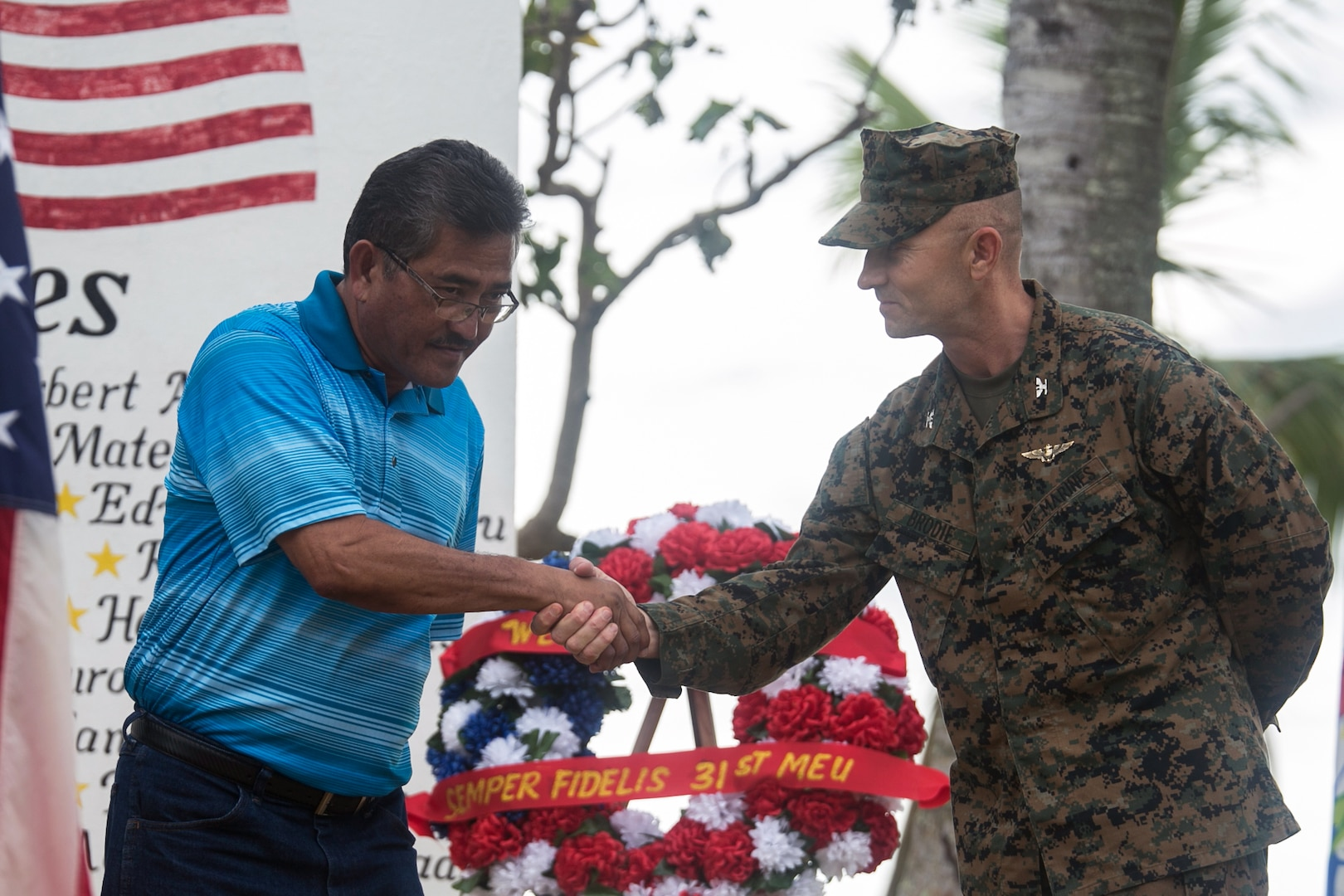Marine Units Complete Support to Guam and the Commonwealth of the Northern Mariana Islands following Typhoon Mangkhut