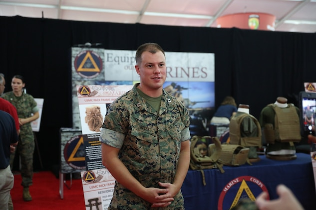 MCSC supports 2018 Modern Day Marine Expo