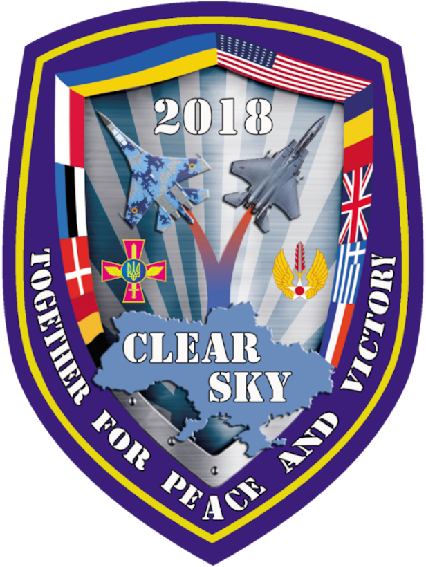 The U.S. Air Force will participate in the first-ever Clear Sky exercise, scheduled to take place mid-October 2018, primarily at Starokostiantyniv Air Base, Ukraine, as well as other training areas and ranges in the region.