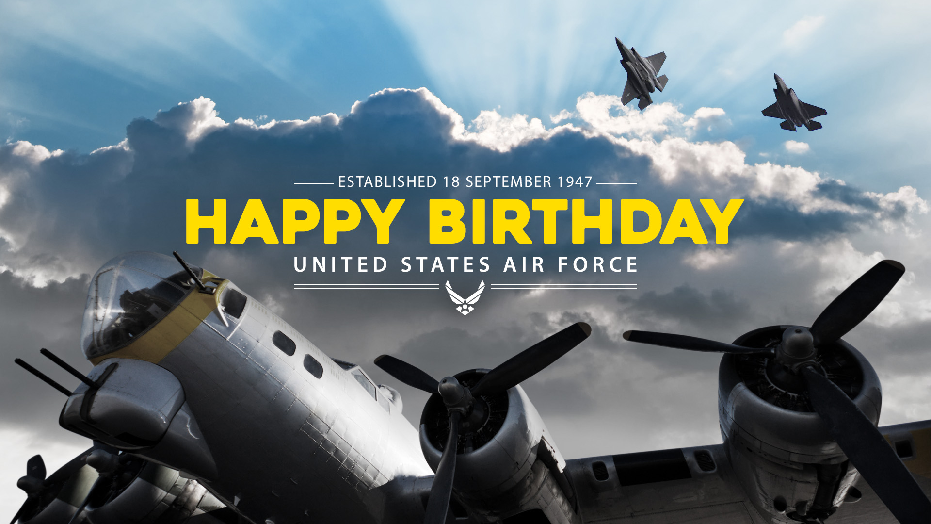 Happy birthday, U.S. Air Force! > Hill Air Force Base > Article Display