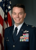 Col. Jeff Nelson, 60th Air Mobility Wing commander