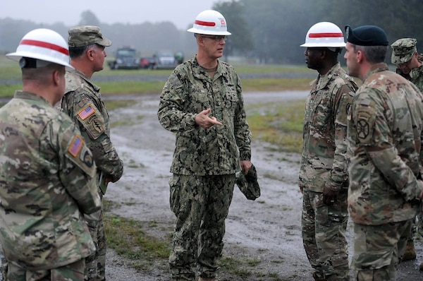 DLA Distribution supports Hurricane Florence Recovery Efforts