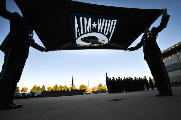 POW/MIA, reveille, Air Force