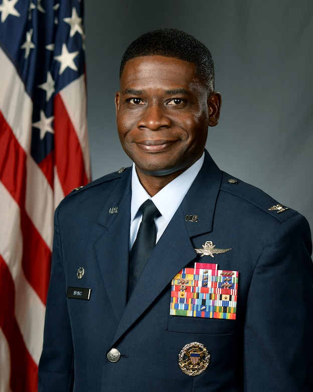 Col. Terrence A. Adams