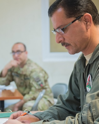 AAF UH-60 crewmembers get operational experience with MQT