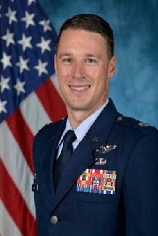 Lt. Col. Garrett Fisher