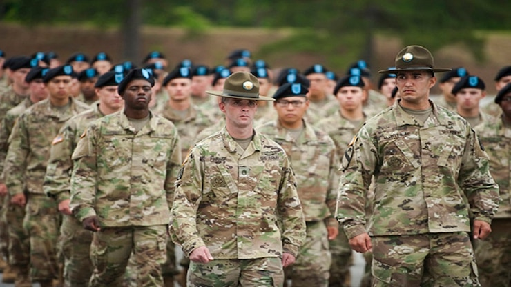2nd Battalion, 54th Infantry Regiment, 198th Infantry Brigade Change of Command Ceremony