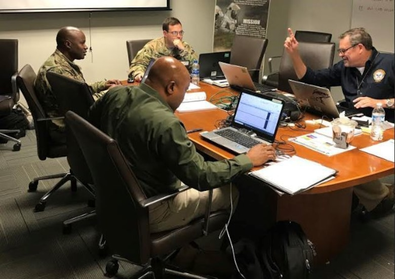 Army Reserve Legal Command part of response to Hurricane Florence