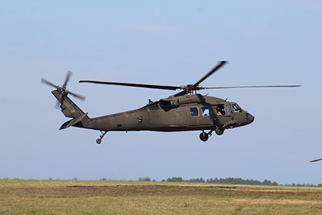 d7f5caaf719d Royal Jordanian Air Force receives Black Hawk training in the US