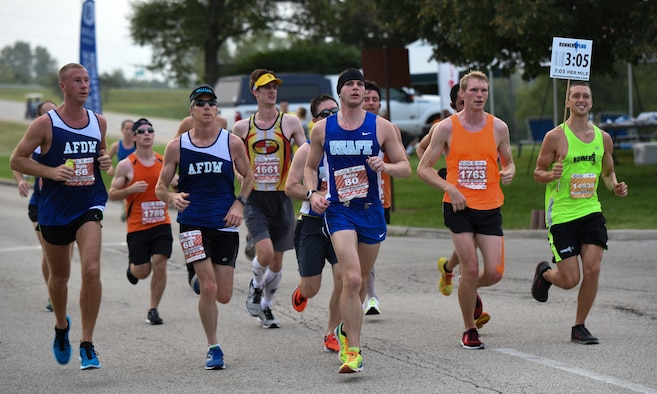 2018 Air Force Marathon