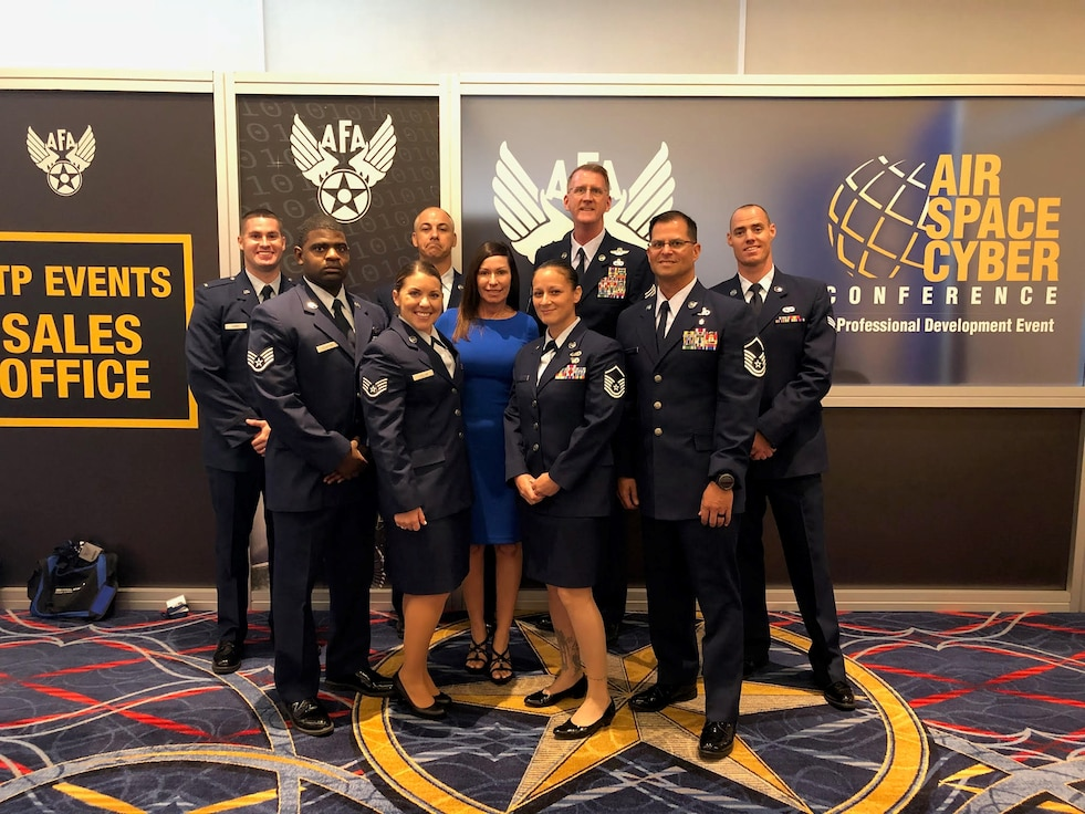 AFA recognizes 920 RQW for saving lives at sea