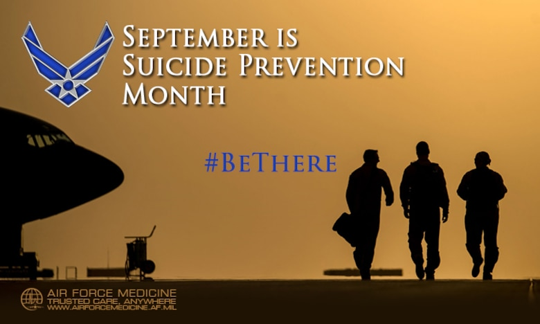 Be there: preventing suicide is everyone's duty