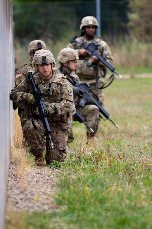 U.S. Army Reserve Soldiers build partnership with Bundeswehr, civilian forces in humanitarian field-training exercise