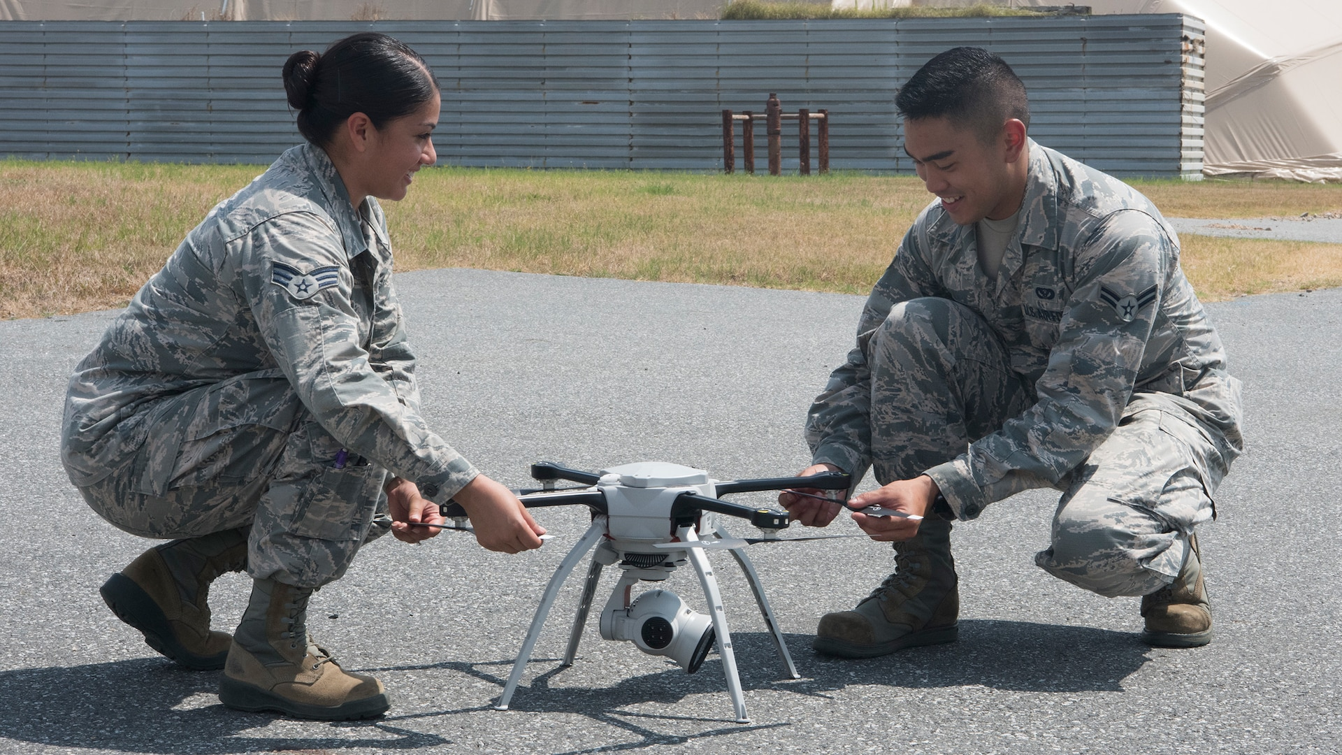 Kunsan AB launches USAF's first-ever RADAS test flight