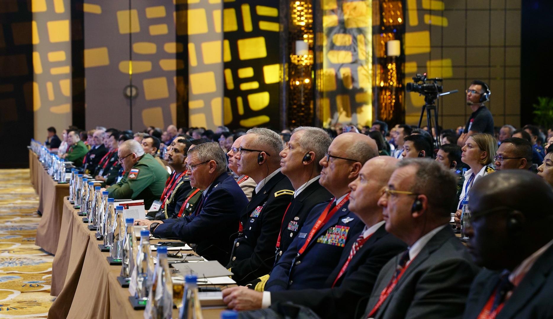 U.S., China Kick Off Multinational Asia Pacific Military Health Exchange 2018