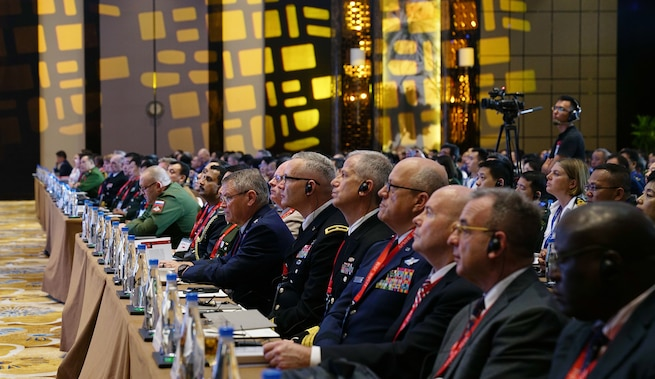 U.S., China Kick Off Multinational Asia Pacific Military Health Exchange 2018
