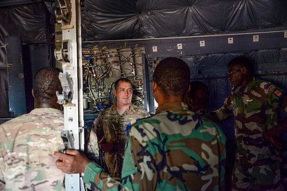 MSAS trains Chadian, Nigerien partners
